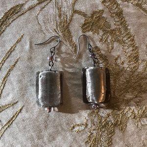 Jewelry - Venetian glass earrings